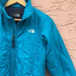 The North Face Full Zip Quilted Jacket